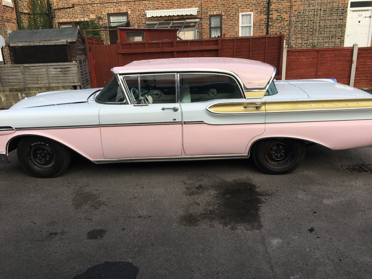 1957 Mercury Turnpike Cruiser    For Sale (picture 2 of 6)