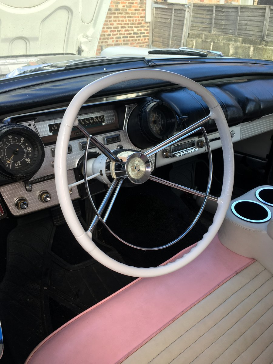1957 Mercury Turnpike Cruiser    For Sale (picture 5 of 6)