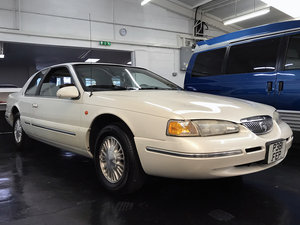 1996 Mercury Cougar XR-7 4.6 V8 Auto MOT 10/20