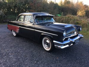 1954  ford mercury uk regd ready to go