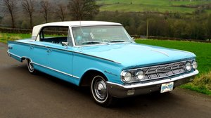 1963 RARE AND BEAUTIFUL MERCURY MONTEREY SHOWROOM CONDITION For Hire