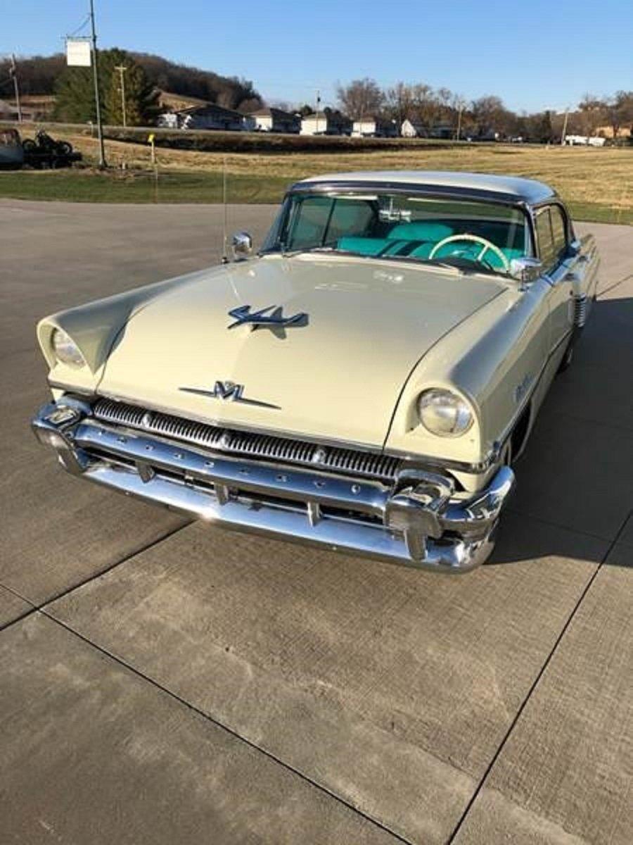 1956 Mercury Montclair 4DR HT For Sale (picture 1 of 6)