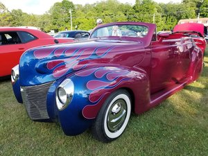 1940 Mercury Eight (Manchester, CT) $34,900 obo