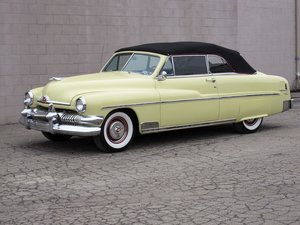1951 Mercury Convertible  For Sale by Auction