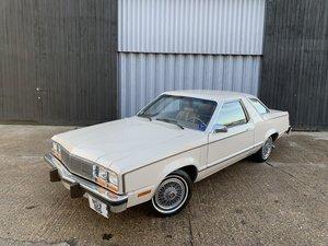 1982 Mercury Zephyr Z-7 sport coupe *3.3l, 41k* For Sale