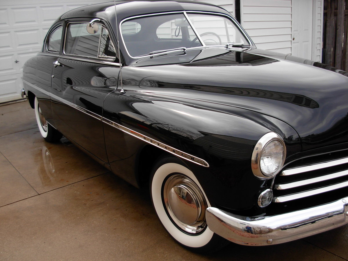 1949 Monarch 2dr coupe For Sale (picture 1 of 6)