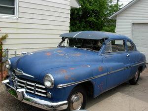 1949 Monarch 2 door coupe