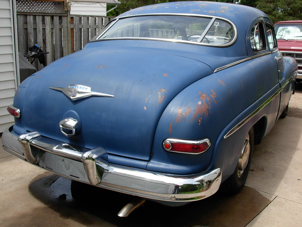1949 Monarch 2 door coupe For Sale (picture 2 of 6)
