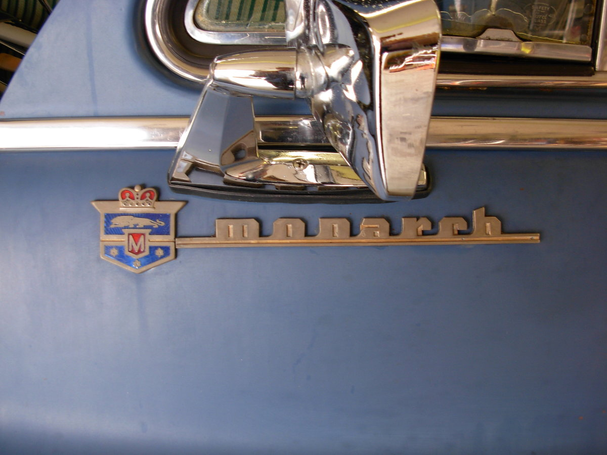 1949 Monarch 2 door coupe For Sale (picture 5 of 6)