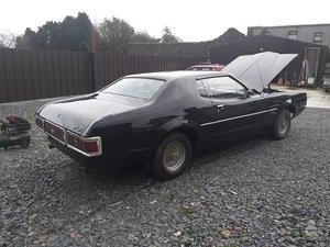 1973 Ford Mercury Cougar 7 Liter 351 v8