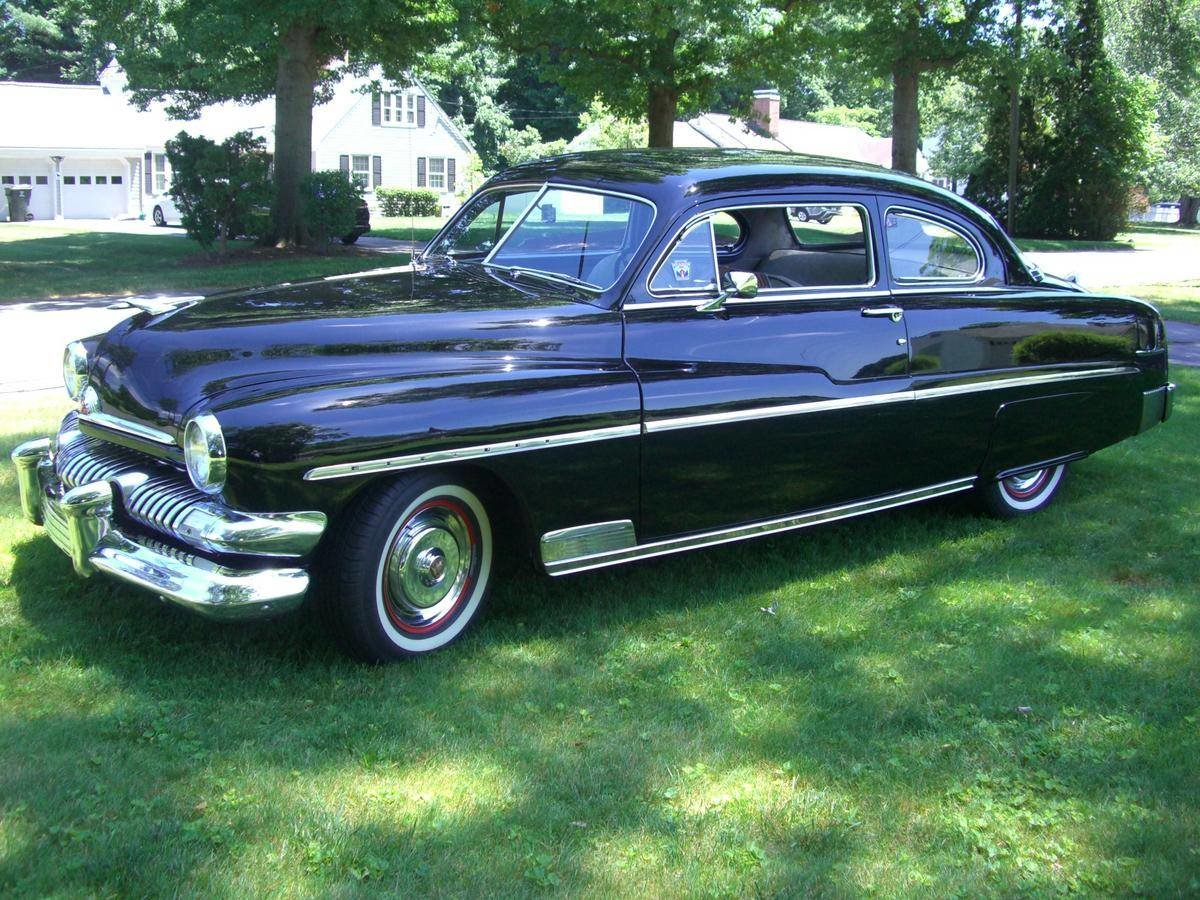 1951 Mercury Coupe For Sale (picture 1 of 6)