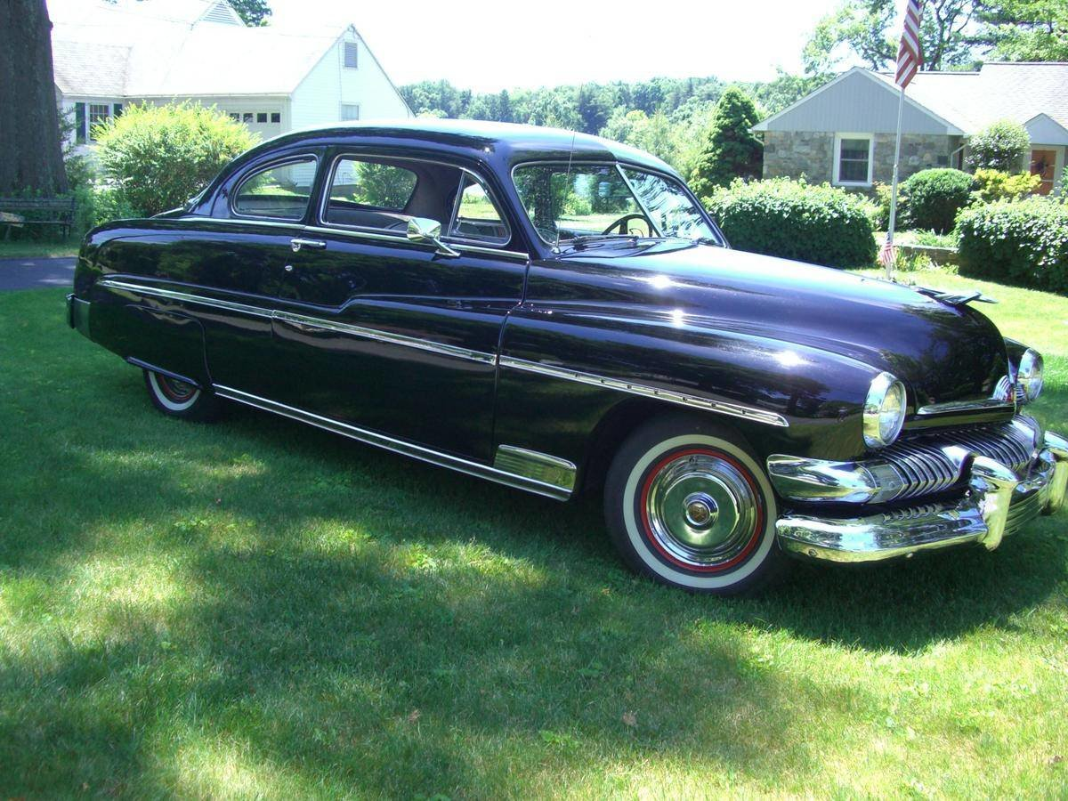 1951 Mercury Coupe For Sale (picture 2 of 6)