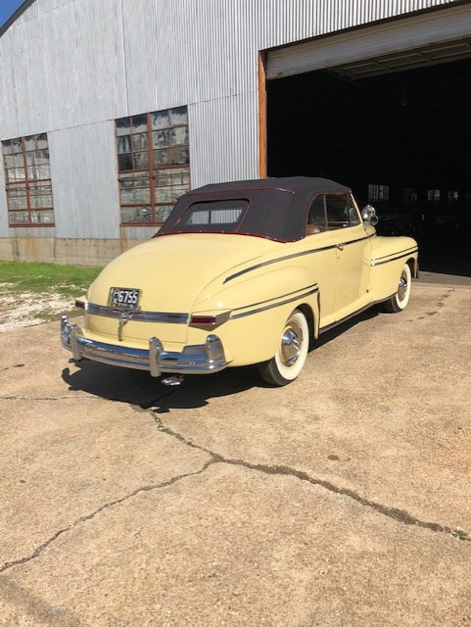 1947 Mercury 8 Convertible For Sale (picture 4 of 6)