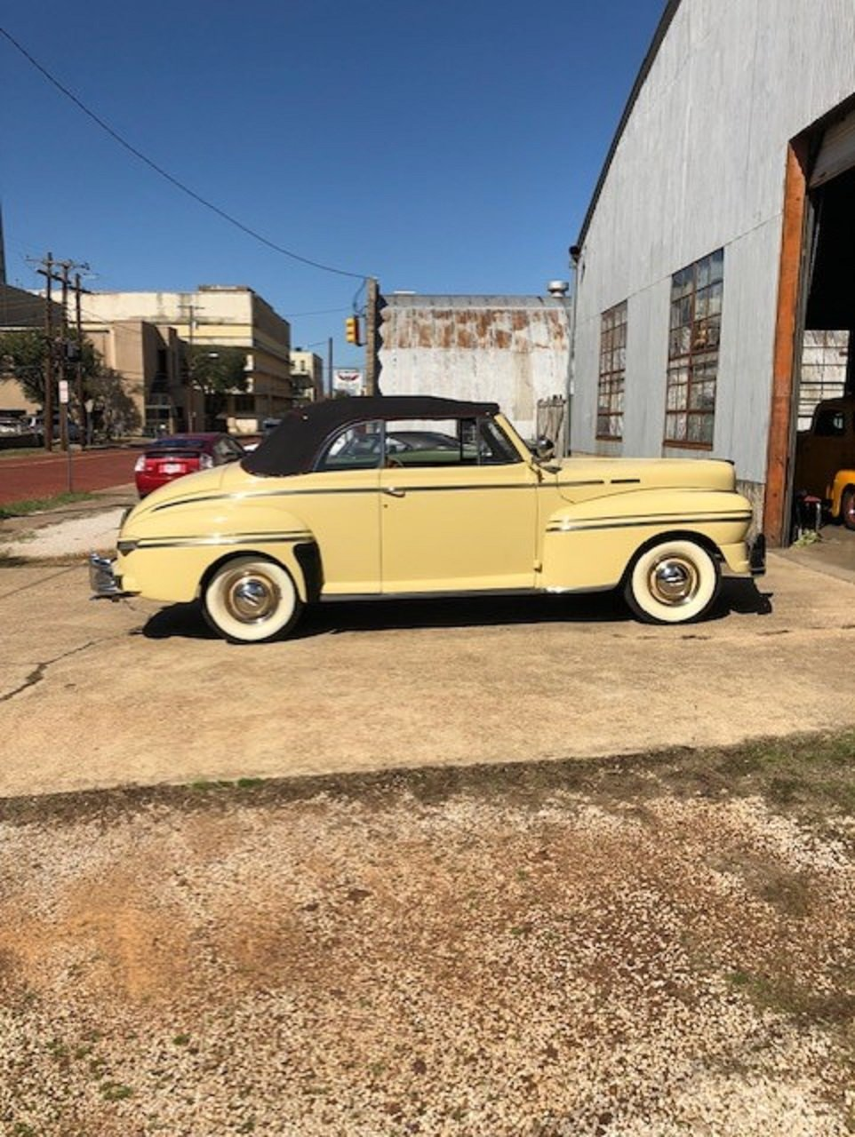 1947 Mercury 8 Convertible For Sale (picture 5 of 6)