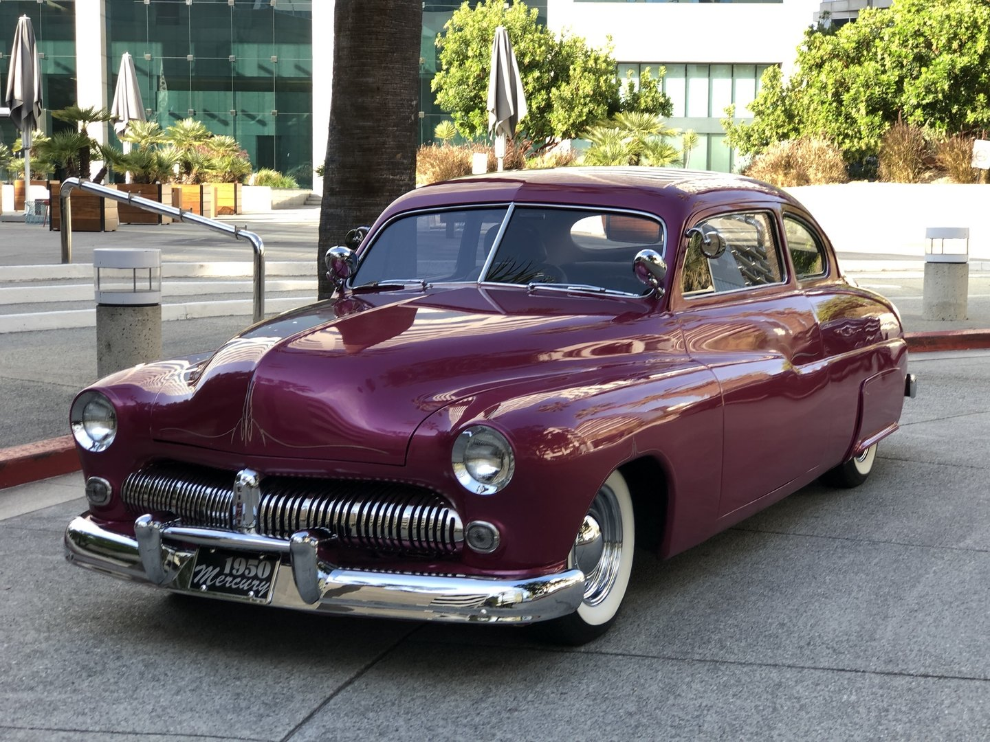 1950 MERCURY CUSTOM COUPE For Sale (picture 1 of 6)