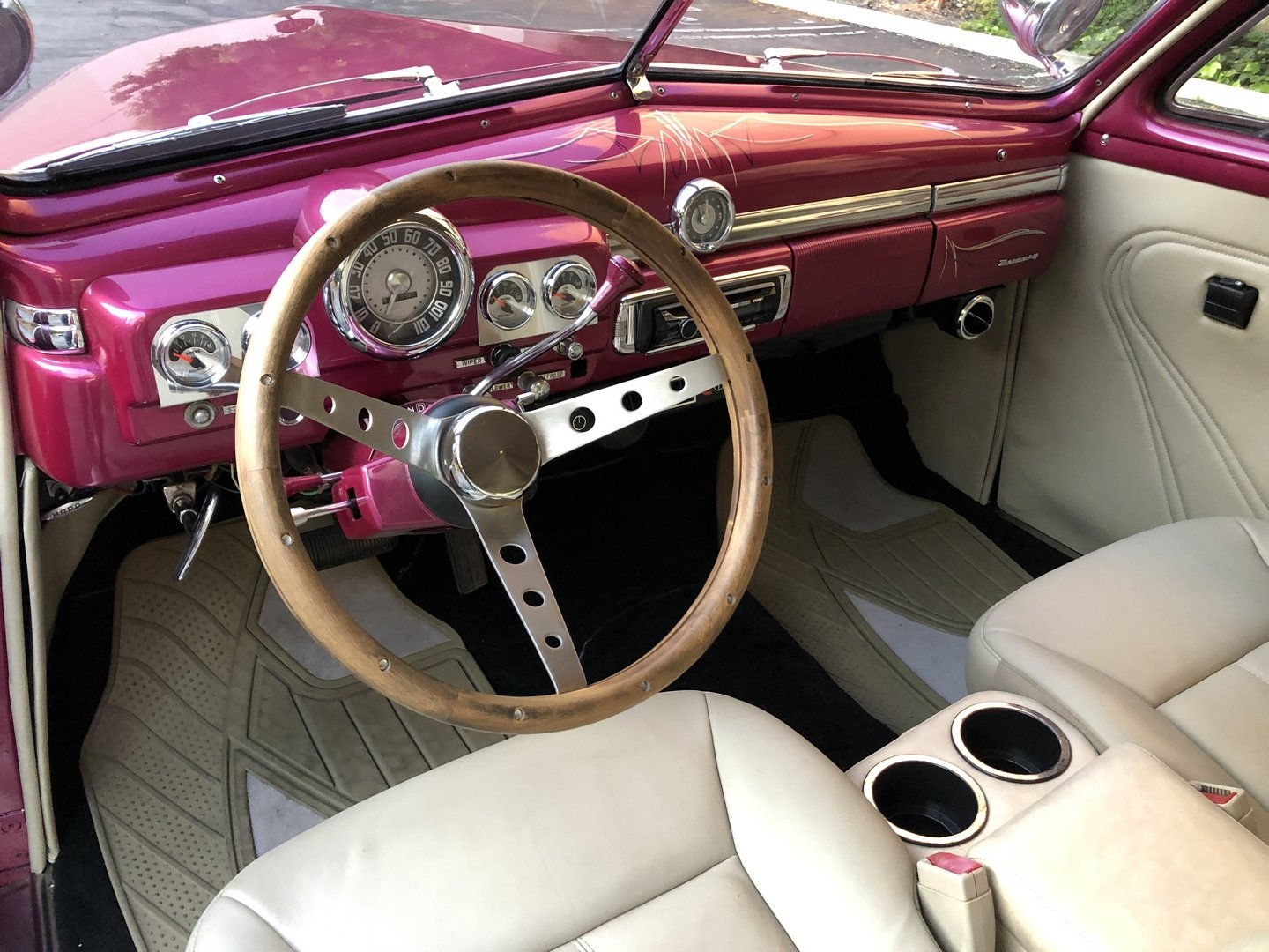 1950 MERCURY CUSTOM COUPE For Sale (picture 3 of 6)
