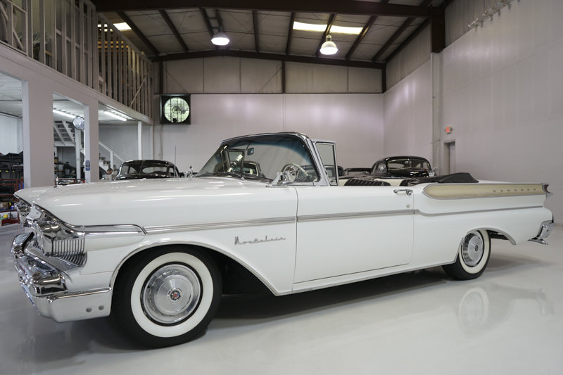1957 Mercury Montclair Convertible For Sale (picture 1 of 6)