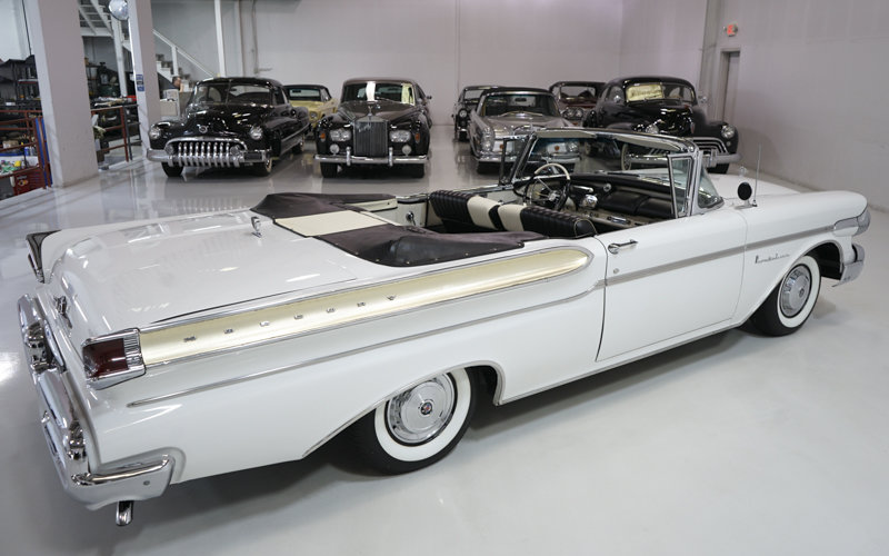 1957 Mercury Montclair Convertible For Sale (picture 2 of 6)
