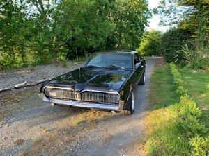1967 Mercury Cougar XR7 351 V8