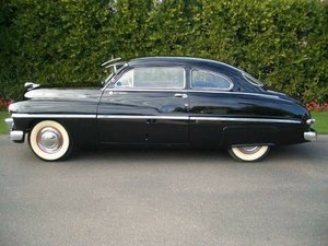 Picture of 1950 Mercury Monarch 2DR Coupe For Sale