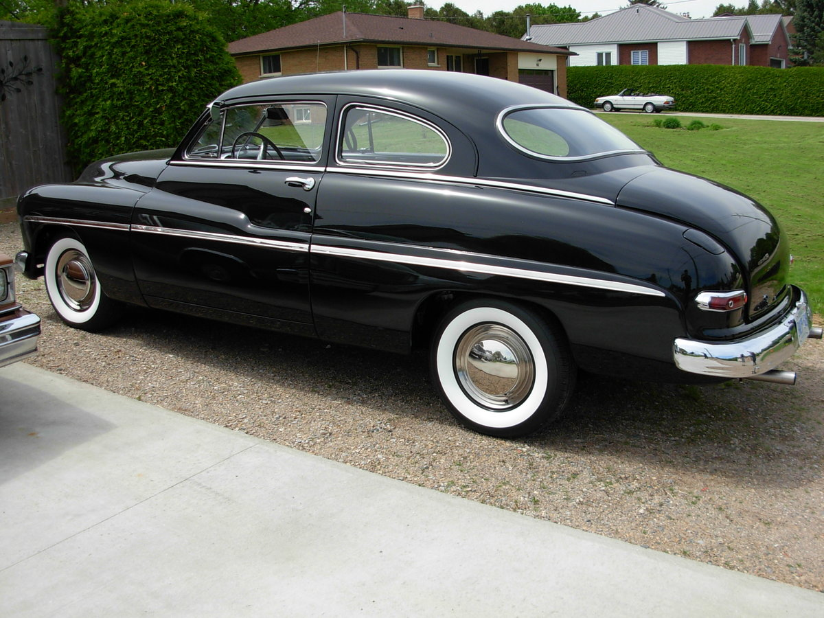 1949 Monarch 2dr coupe For Sale (picture 4 of 6)