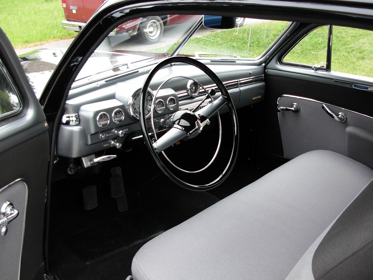 1949 Monarch 2dr coupe For Sale (picture 6 of 6)