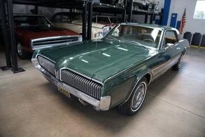 Orig CA 1967 Mercury Cougar 289 V8 2 Dr Hardtop SOLD