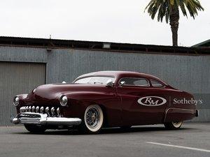 1951 Mercury Lead Sled Custom