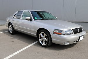 Mercury Marauder - German registration