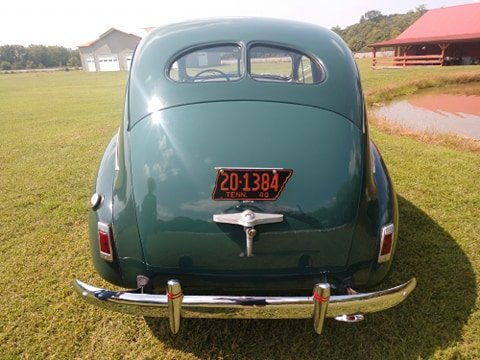 1940 Mercury Town Sedan  ---1 of the good ones! For Sale (picture 4 of 6)