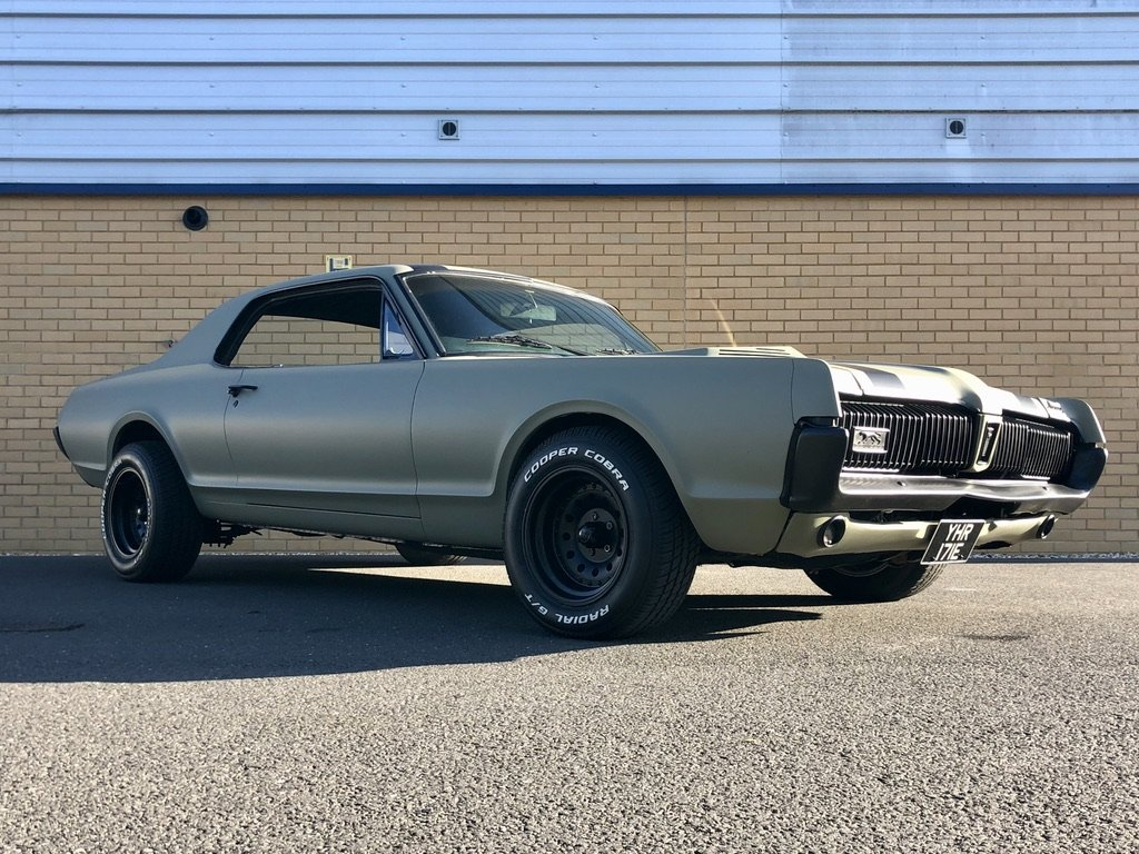 1967 MERCURY Cougar XR7 Cougar XR7 // 5.7L V8 For Sale (picture 6 of 10)