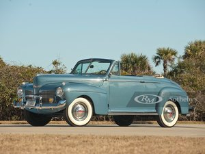 Picture of 1941 Mercury Eight Club Convertible  For Sale by Auction