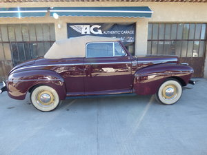 Picture of 1941 MERCURY 8 CONVERTIBLE