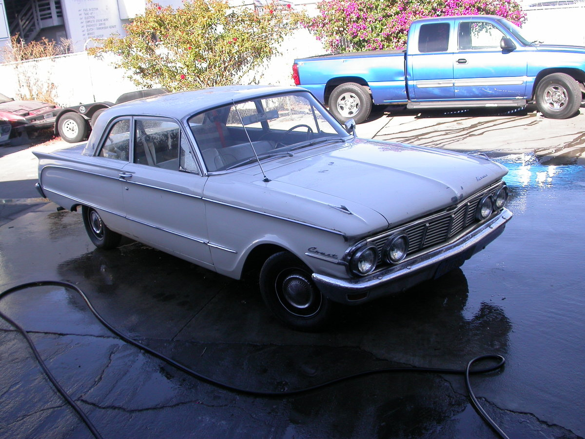 1963 CALIFORNIA 2 DR ORIGINAL PAINT $12,250 SHIPPING INCLUDED For Sale (picture 1 of 6)
