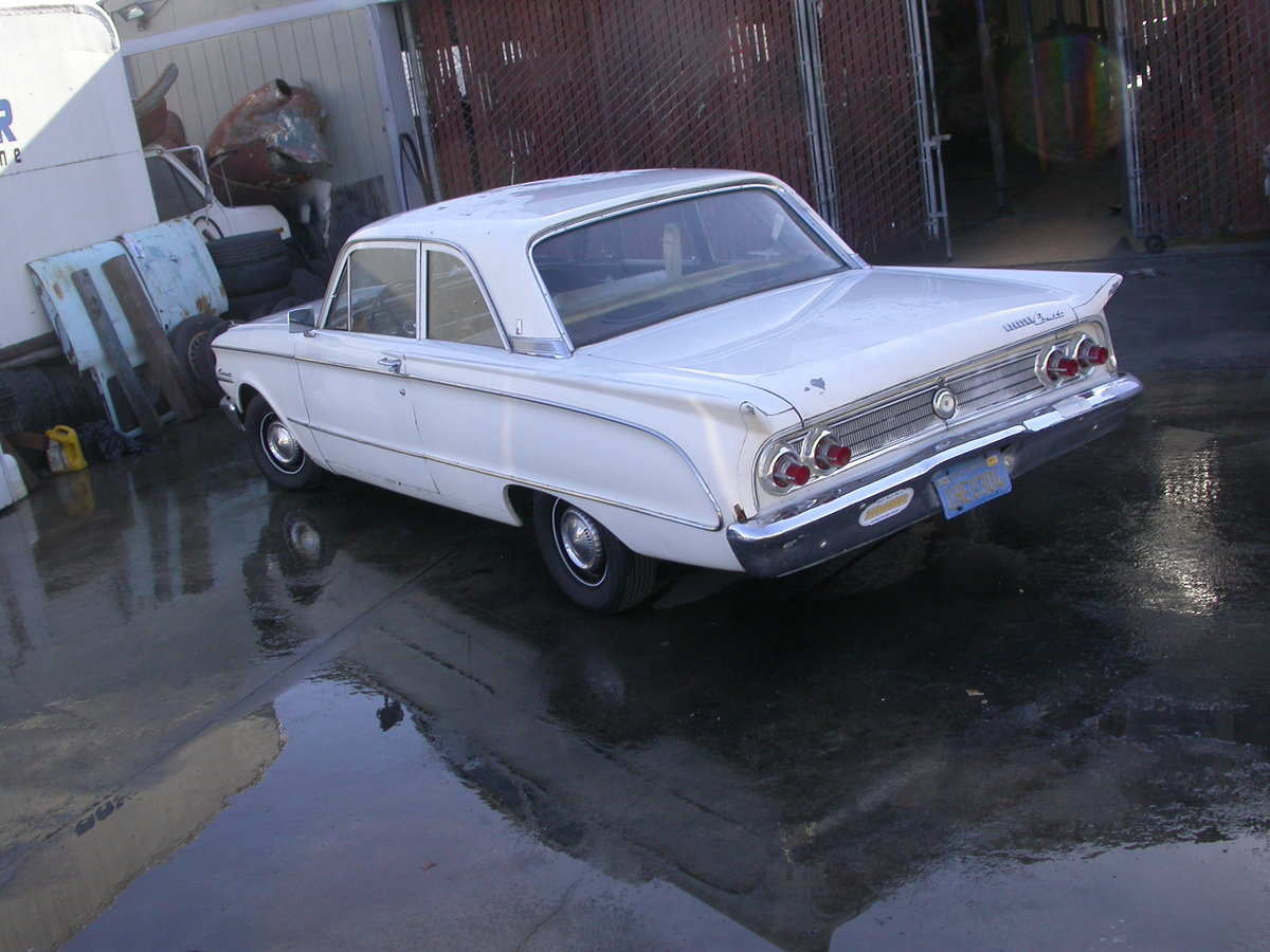 1963 CALIFORNIA 2 DR ORIGINAL PAINT $12,250 SHIPPING INCLUDED For Sale (picture 2 of 6)