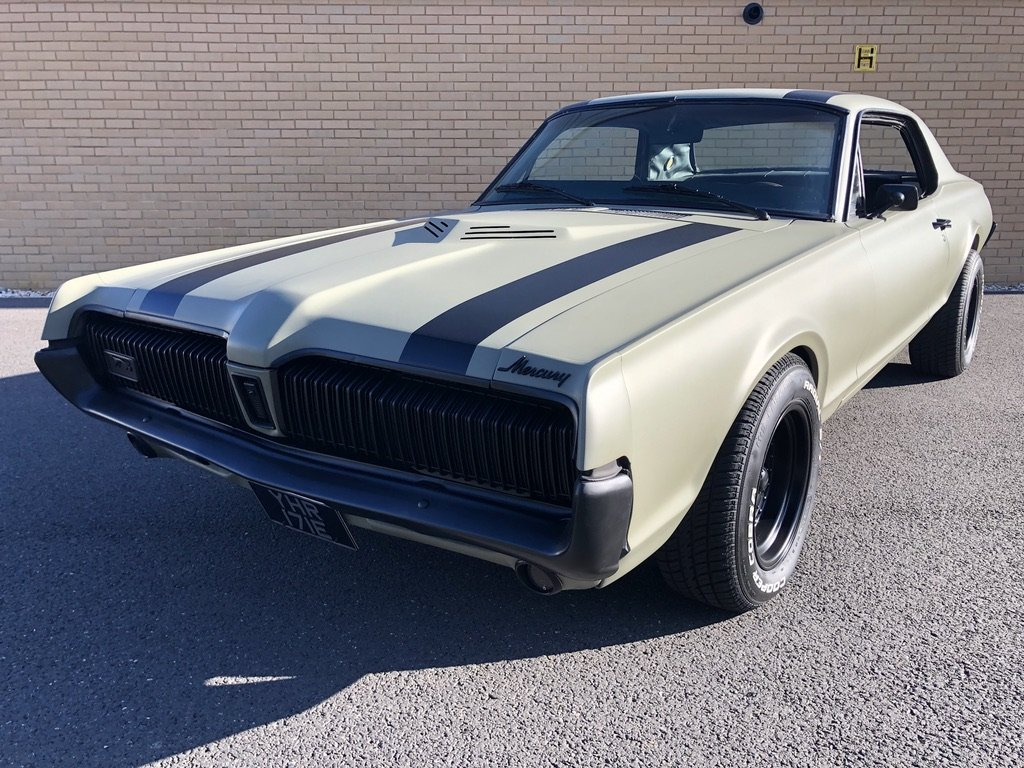 1967 MERCURY Cougar XR7 Cougar XR7 // 5.7L V8 // American Muscle For Sale (picture 2 of 20)