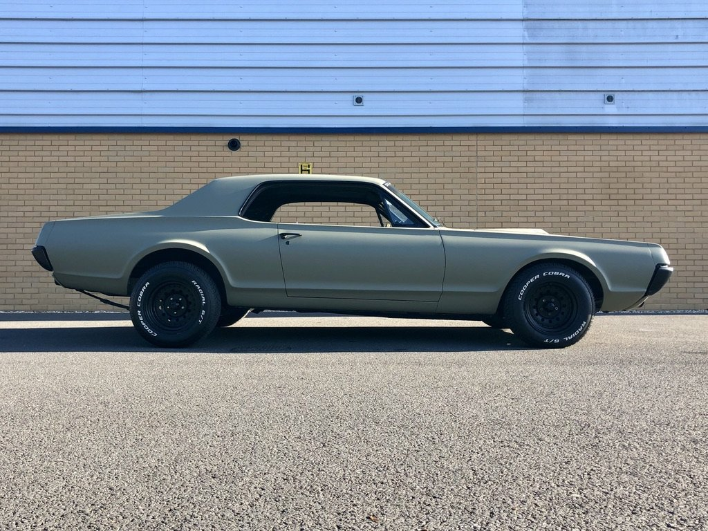 1967 MERCURY Cougar XR7 Cougar XR7 // 5.7L V8 // American Muscle For Sale (picture 6 of 20)