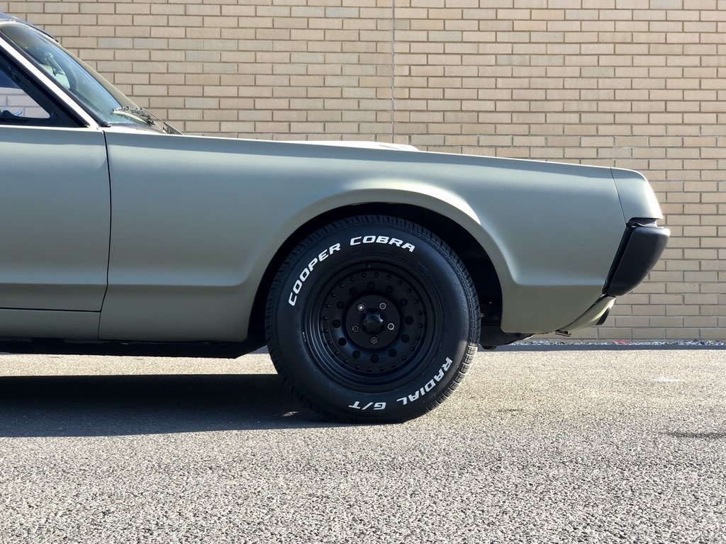 1967 MERCURY Cougar XR7 Cougar XR7 // 5.7L V8 // American Muscle For Sale (picture 10 of 20)