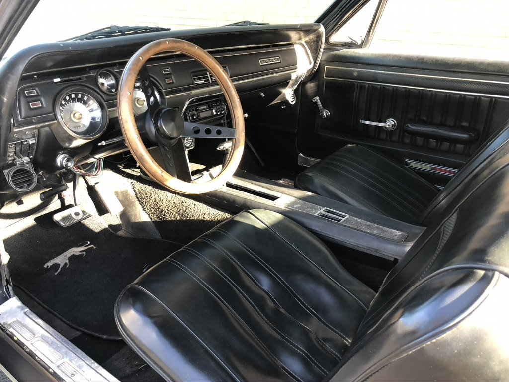 1967 MERCURY Cougar XR7 Cougar XR7 // 5.7L V8 // American Muscle For Sale (picture 15 of 20)