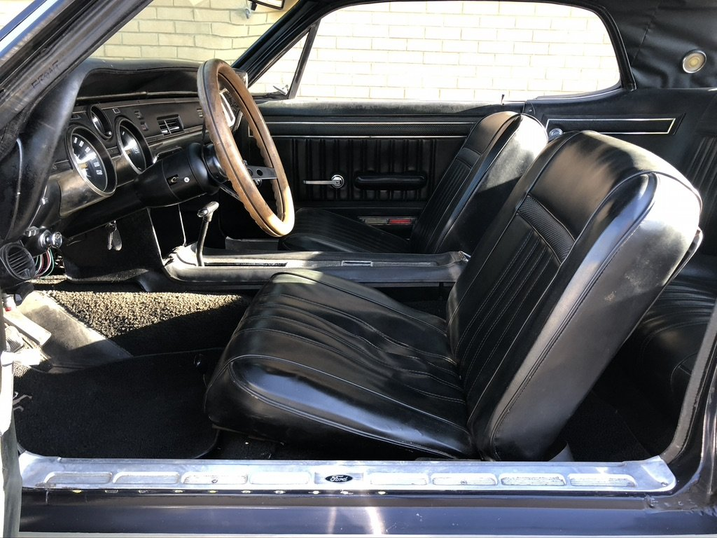 1967 MERCURY Cougar XR7 Cougar XR7 // 5.7L V8 // American Muscle For Sale (picture 16 of 20)