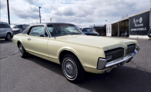 Picture of 1967 Mercury Cougar XR7 Coupe 4.7 V8 automatic For Sale