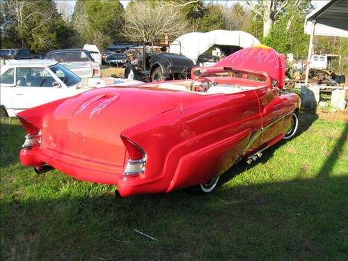 1950 Mercury Convertible For Sale (picture 3 of 6)