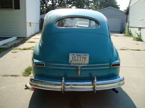 1942 Mercury 4DR Town Sedan *RARE* For Sale (picture 3 of 6)