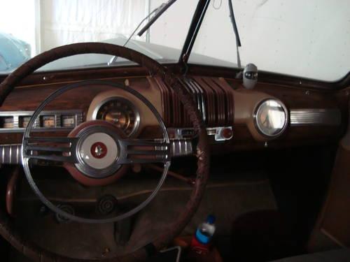 1942 Mercury 4DR Town Sedan *RARE* For Sale (picture 4 of 6)