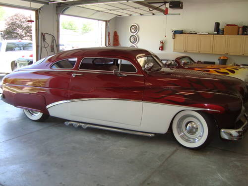 1949 Mercury 2DR Sedan For Sale (picture 1 of 6)