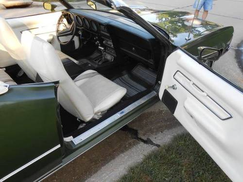 1972 Mercury Cougar Convertible For Sale (picture 4 of 6)