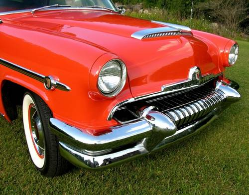 1954 Price Reduced on RARE Mercury Monterey Convertible For Sale (picture 6 of 6)
