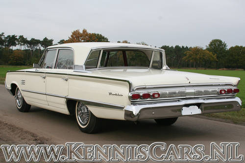 Mercury 1964 Montclair 54B 4-door Sedan For Sale (picture 4 of 6)