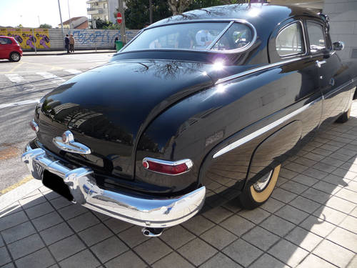 Mercury Eight Coupé 9CM 1948 For Sale (picture 4 of 6)