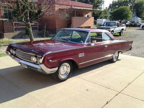 1964 Mercury Monterey Marauder 2DR HT For Sale (picture 1 of 6)